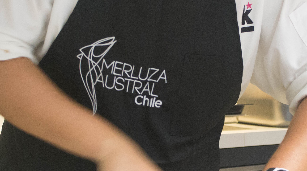Kitchen Club Madrid - Merluza Austral Chile