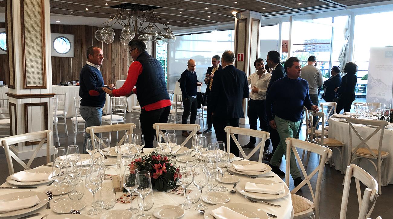 Showcooking en la Raza Puerto Sevilla 2019
