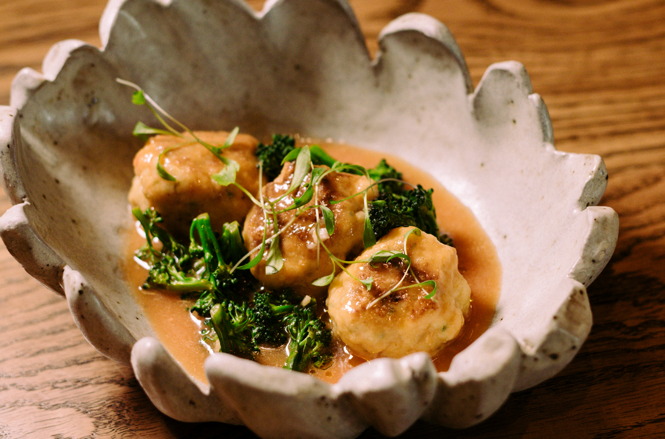Merluza Austral Chile - Recetas del chef - Albondigas Merluza